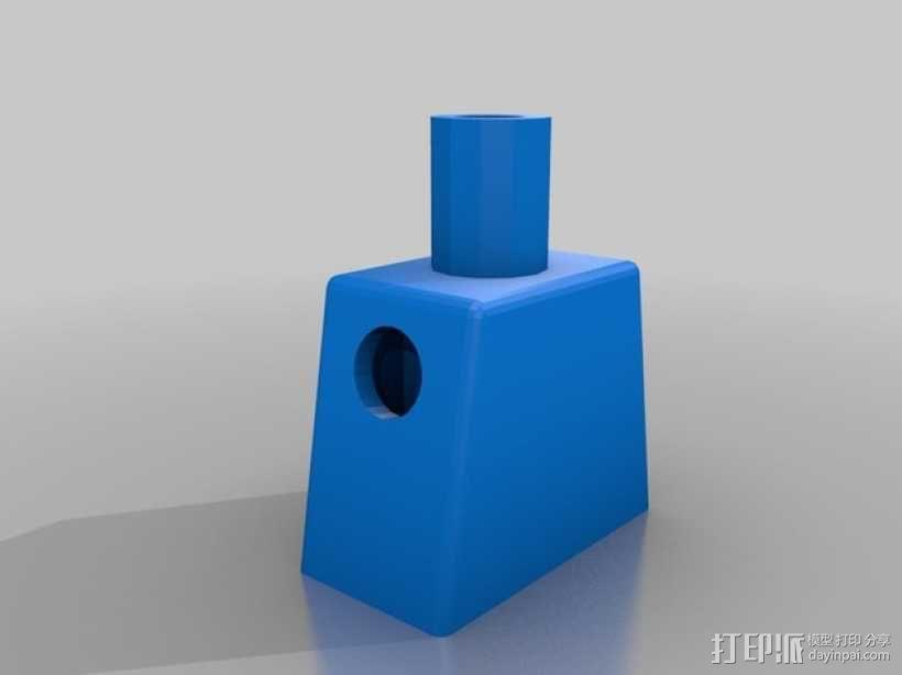 乐高撒盐人 3D模型  图7