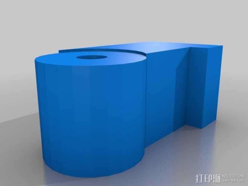 乐高撒盐人 3D模型  图11
