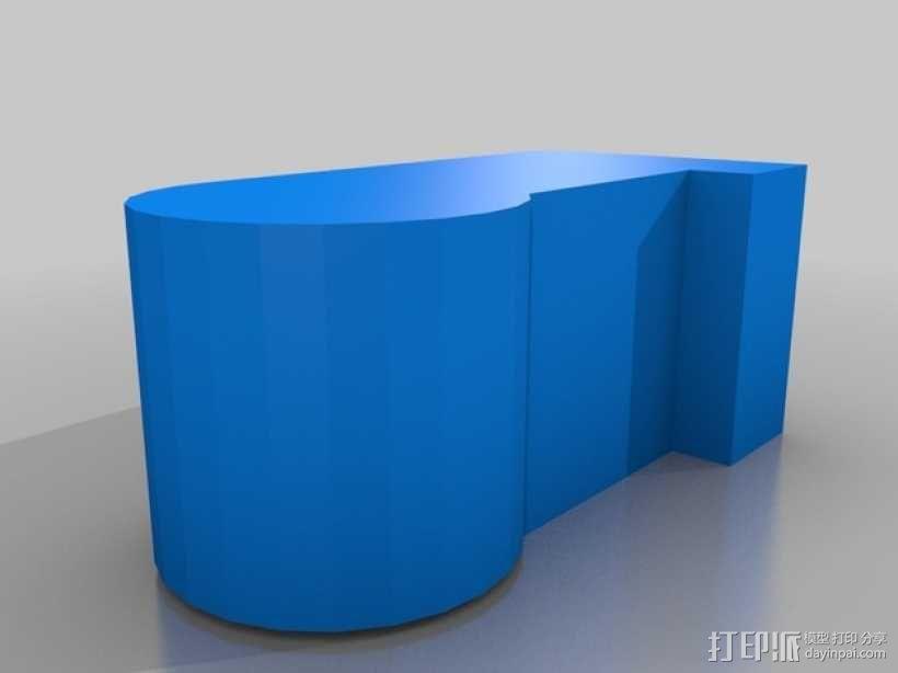 乐高撒盐人 3D模型  图12