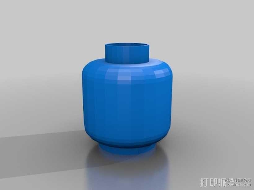 乐高撒盐人 3D模型  图10