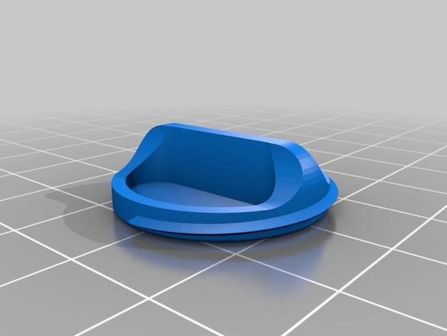 硬币存放筒 3D模型  图3