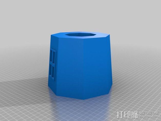 灯塔 3D模型  图2