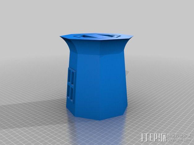 灯塔 3D模型  图6