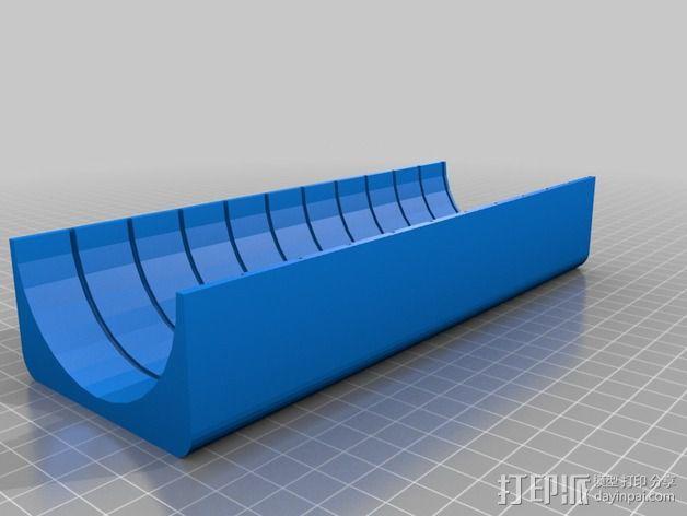 瓶盖整理器 3D模型  图6
