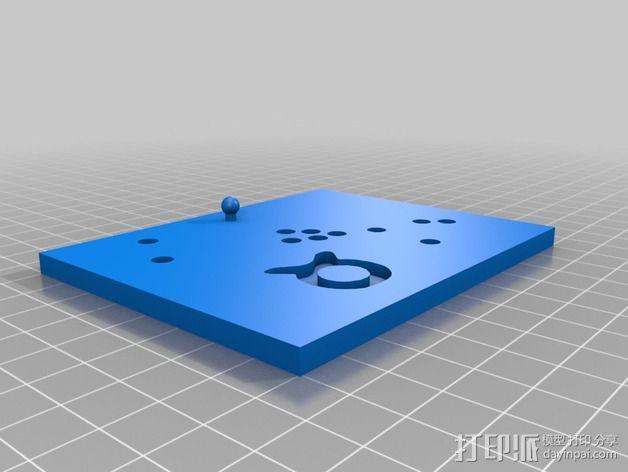 生肖LED盒 3D模型  图4