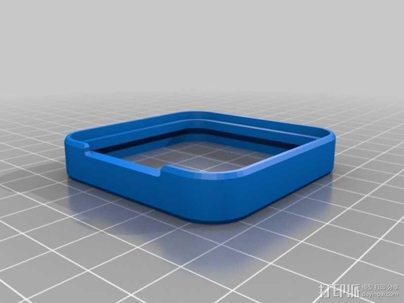 无扇叶风扇 3D模型  图2