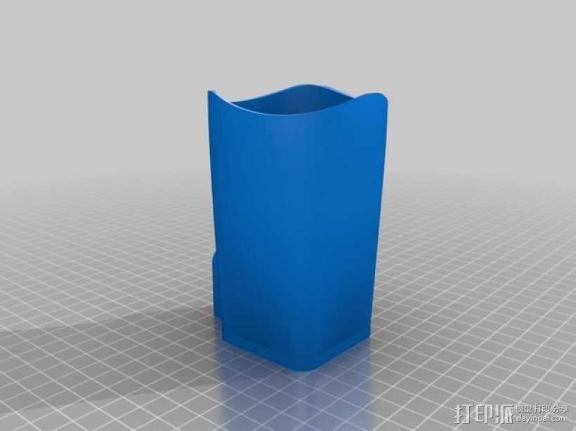 无扇叶风扇 3D模型  图5