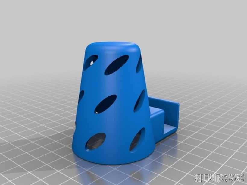 迷你工具收纳盒 3D模型  图2