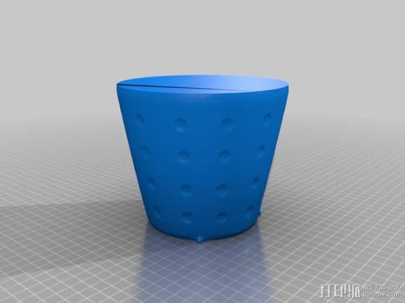 数字化花盆 3D模型  图11