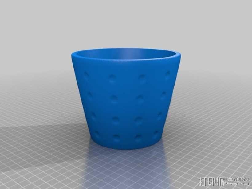 数字化花盆 3D模型  图12