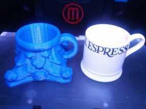 咖啡杯 3D模型
