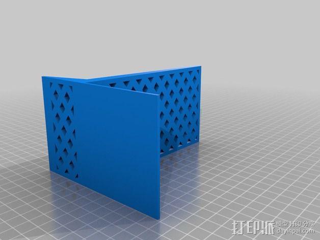 书立 3D模型  图2