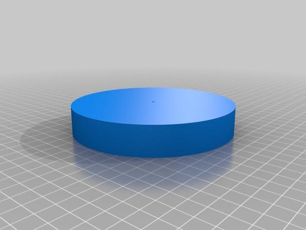 智能杯垫 3D模型  图6