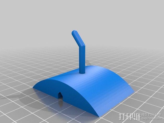 模块化厨房挂件 3D模型  图7