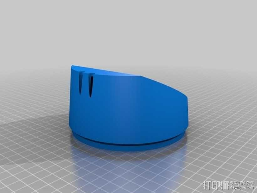 悬挂式水培种植系统 3D模型  图11