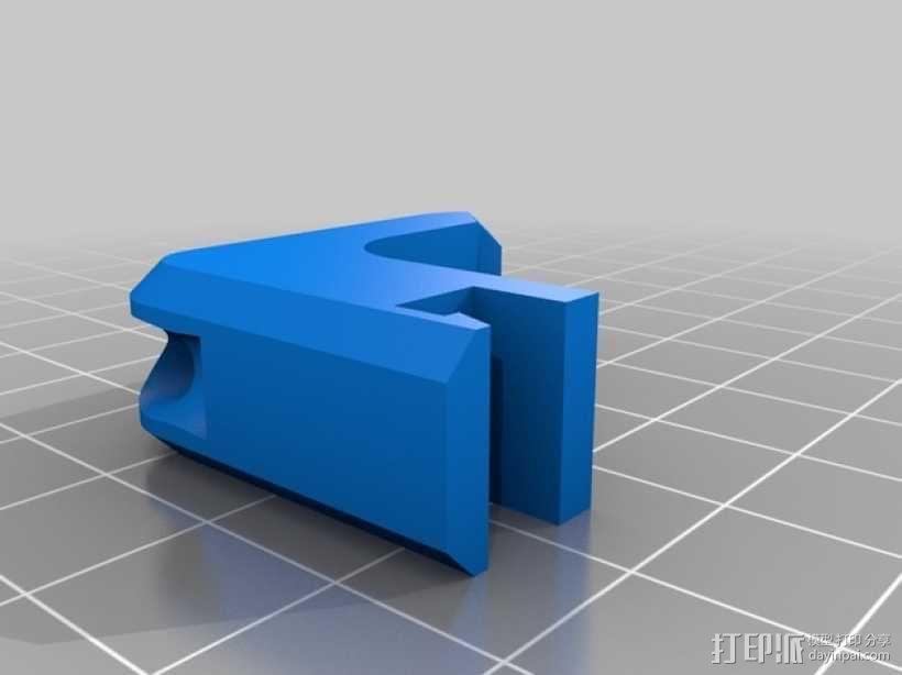 悬挂式水培种植系统 3D模型  图15