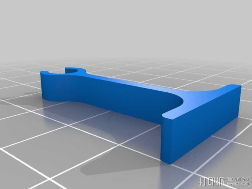 悬挂式水培种植系统 3D模型  图14