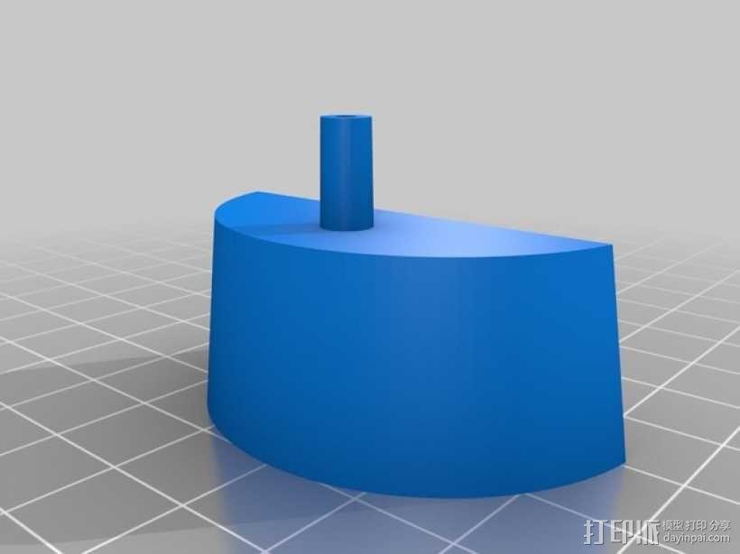 悬挂式水培种植系统 3D模型  图16