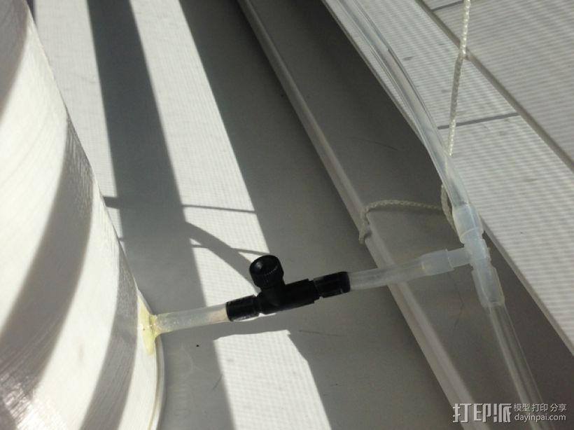 悬挂式水培种植系统 3D模型  图17