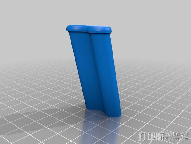 核桃夹 3D模型  图2