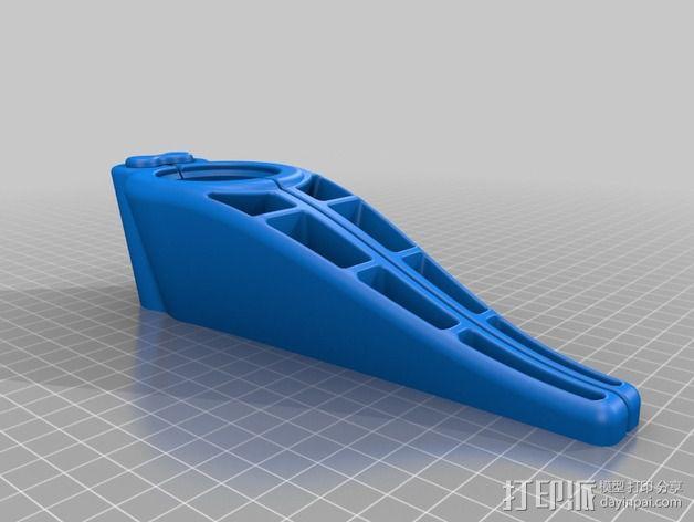 核桃夹 3D模型  图4