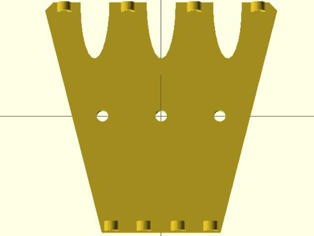 假肢手指 3D模型  图2