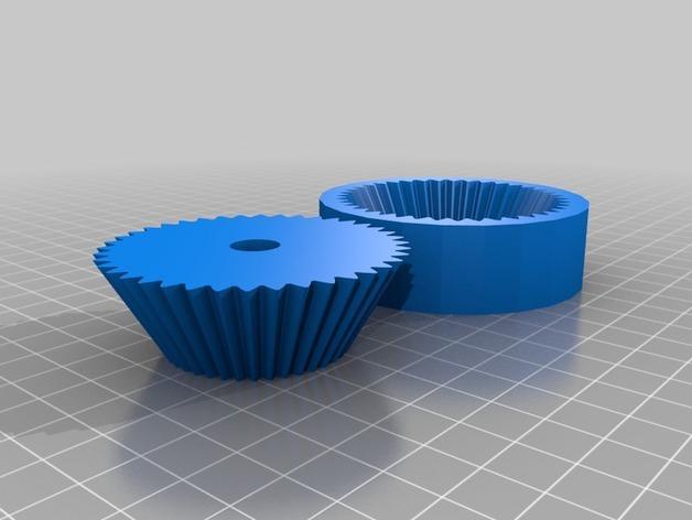 K-cup咖啡过滤器 3D模型  图3