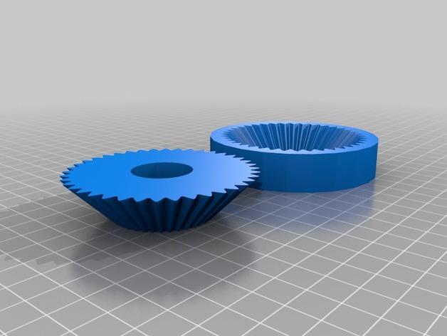 K-cup咖啡过滤器 3D模型  图4