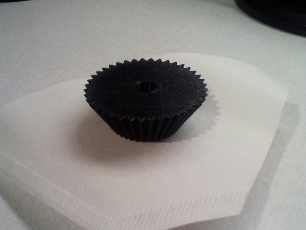 K-cup咖啡过滤器 3D模型  图5