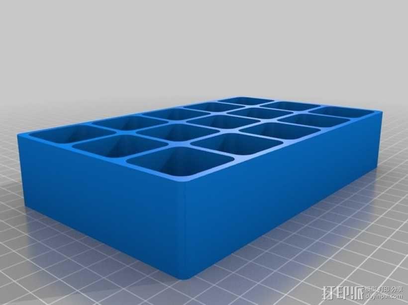 全定制收藏盒 3D模型  图1