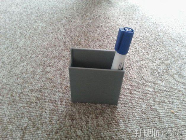 白板笔桶 3D模型  图3