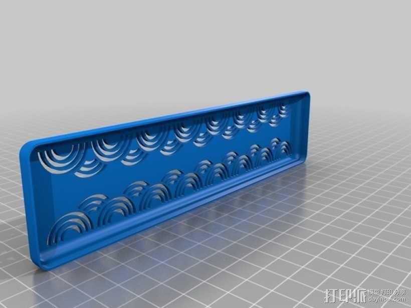 彩虹文具 3D模型  图2