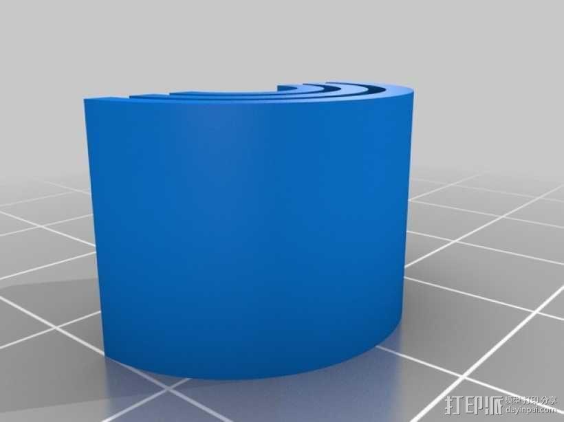 彩虹文具 3D模型  图6