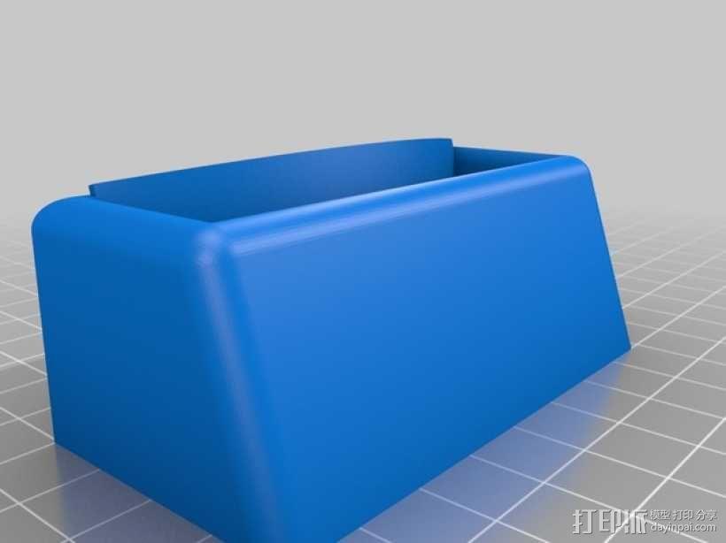 通用性手机底座 3D模型  图1