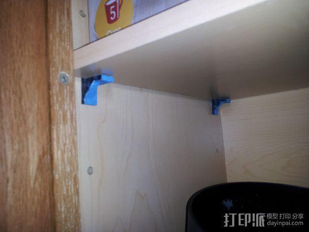 厨柜支撑架  3D模型  图3