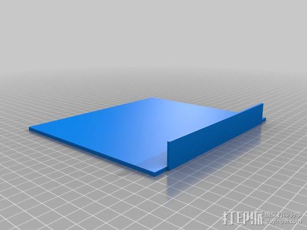 前卫的架子 3D模型  图2