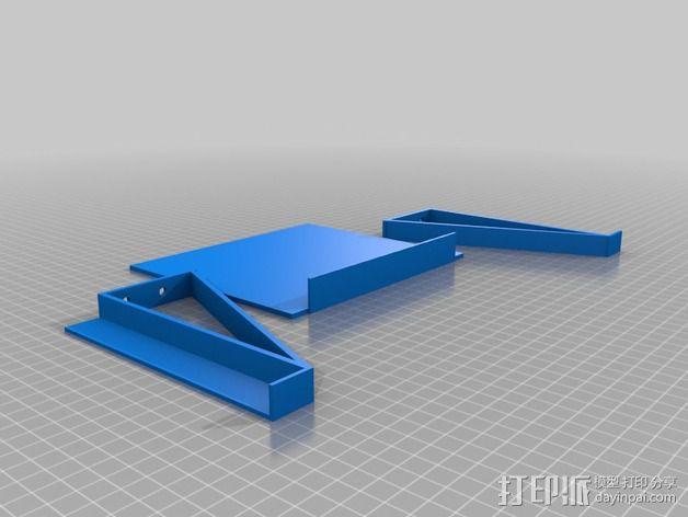 前卫的架子 3D模型  图5