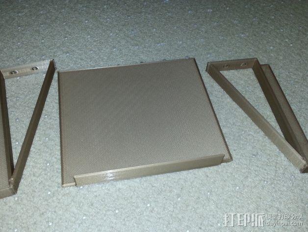 前卫的架子 3D模型  图7