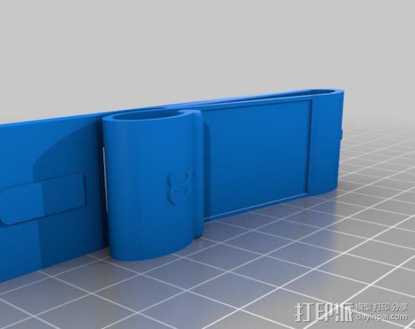 硬币夹 3D模型  图3