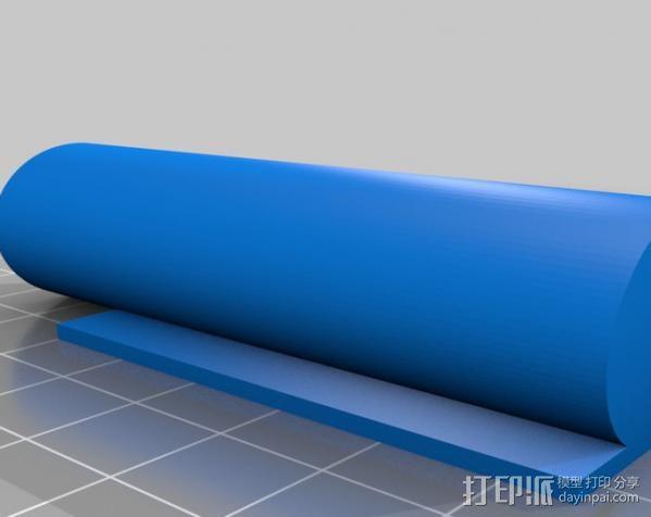 购物清单小助手 3D模型  图3