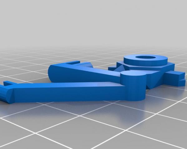 火星好奇者号 3D模型  图5