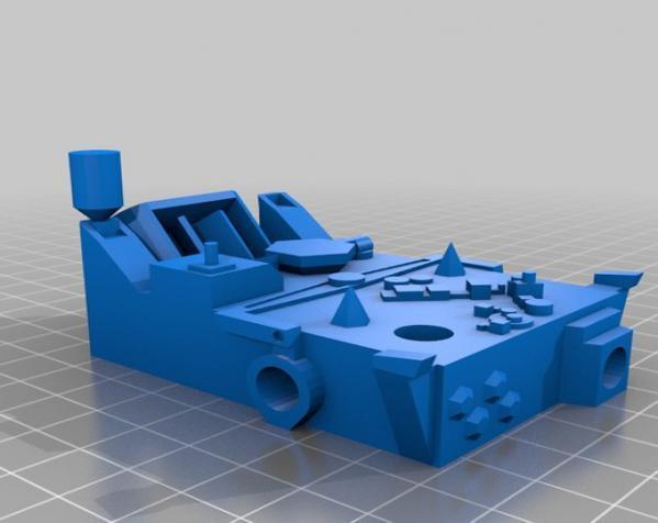 火星好奇者号 3D模型  图4