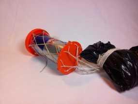 红牛功能饮料发射器底座 3D模型