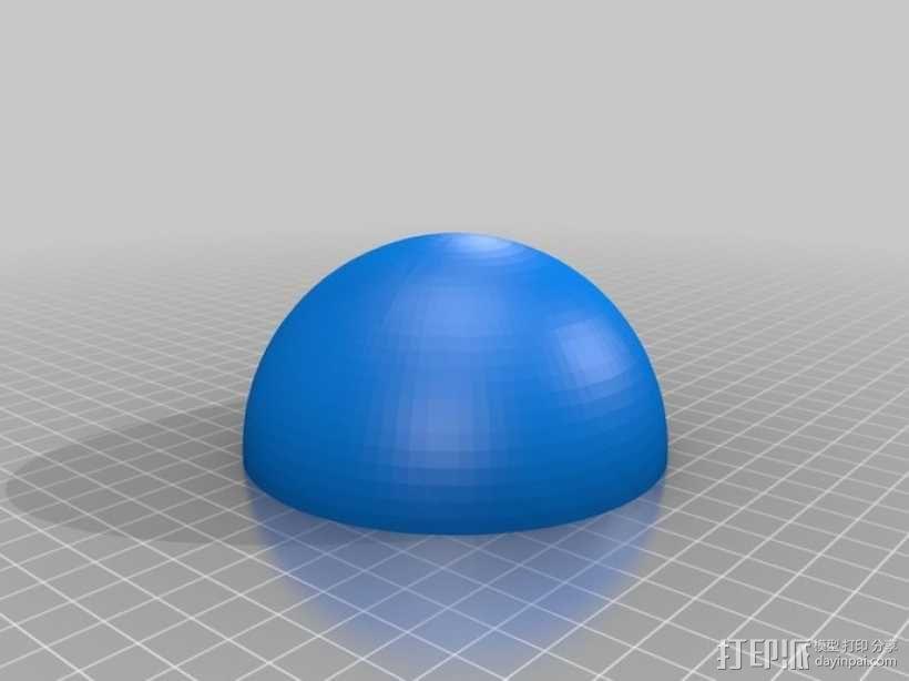 太阳系 模型 3D模型  图4