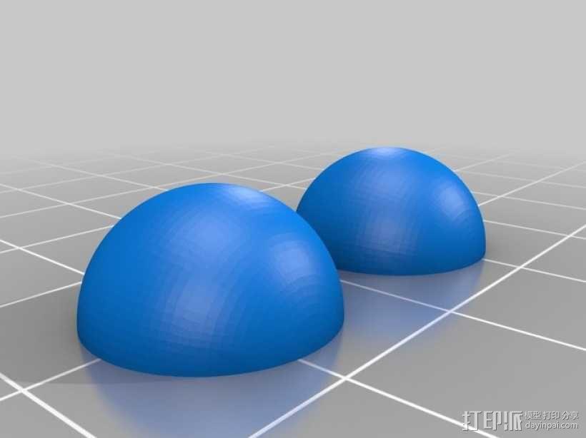 太阳系 模型 3D模型  图5