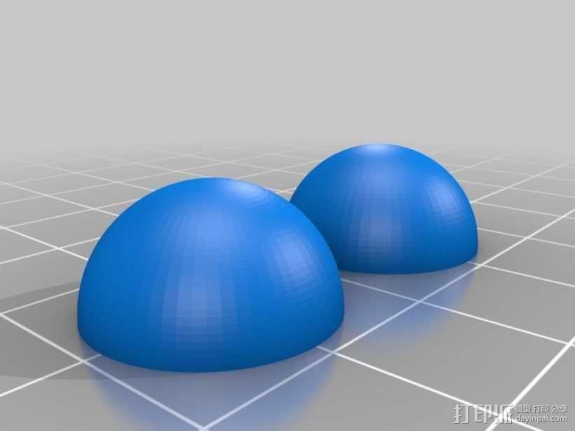 太阳系 模型 3D模型  图7