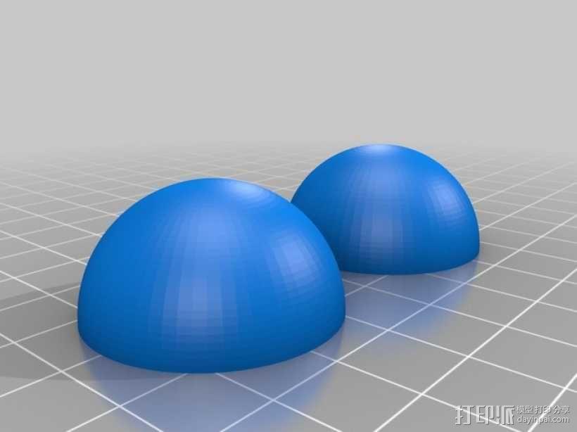 太阳系 模型 3D模型  图12
