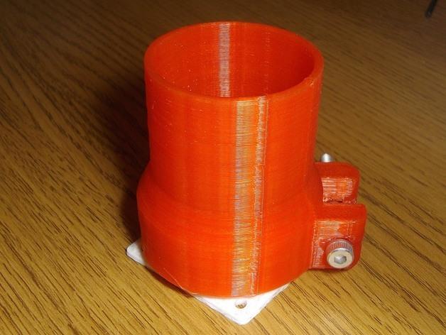 圆管配件 3D模型  图2