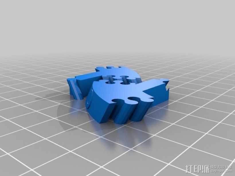 DNA玩具 3D模型  图7