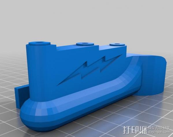 MakerBot发电机 3D模型  图4